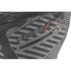 100% R-Core X DH Shorts Men black / camo